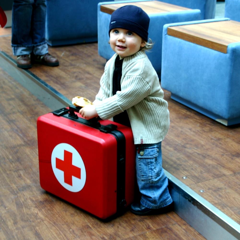 Erste-Hilfe am Kind