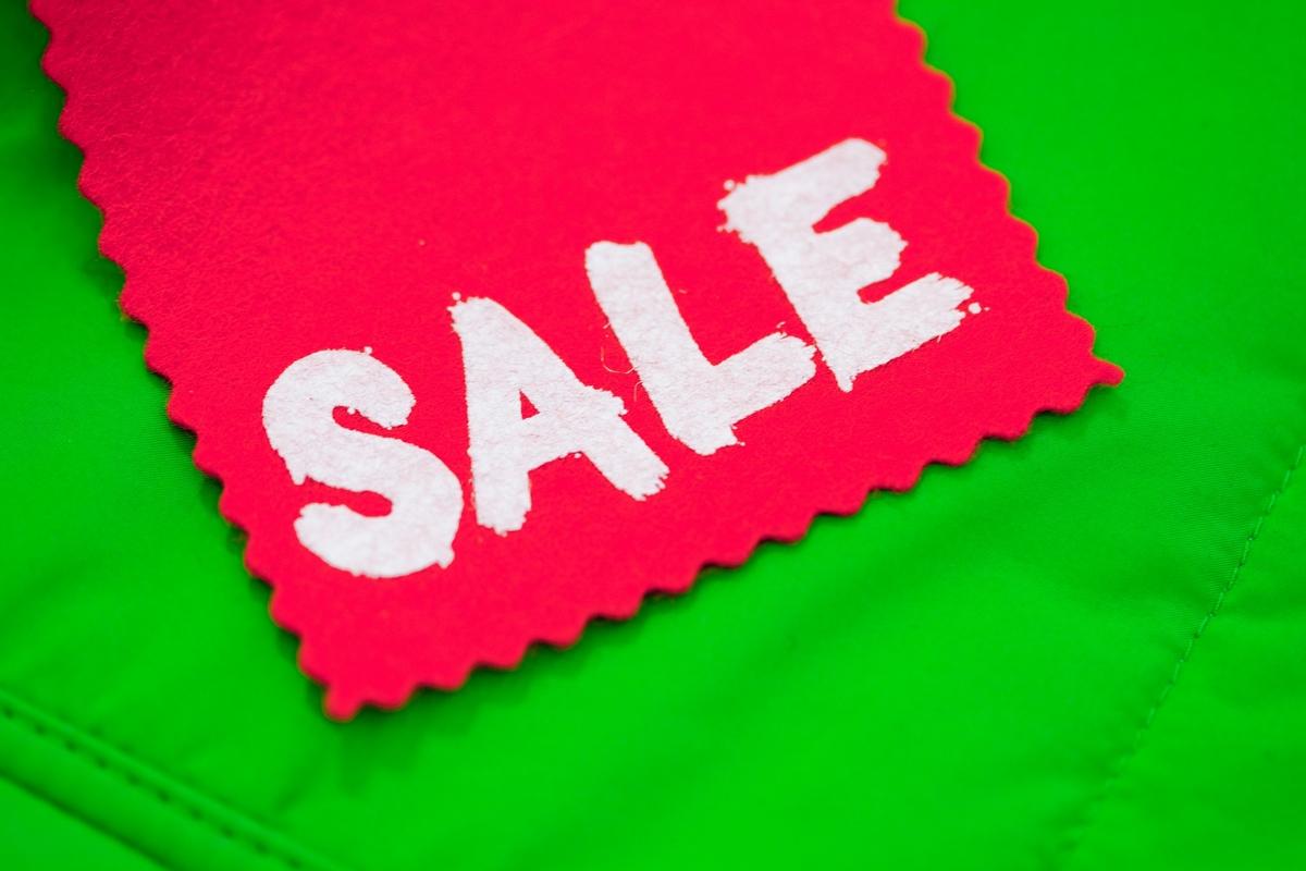 Sale Modetruhe