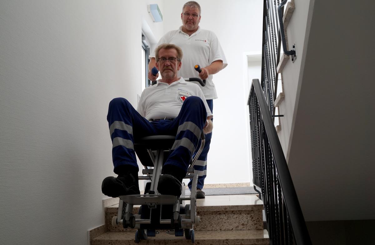 Treppensteiger Patientenfahrdienst
